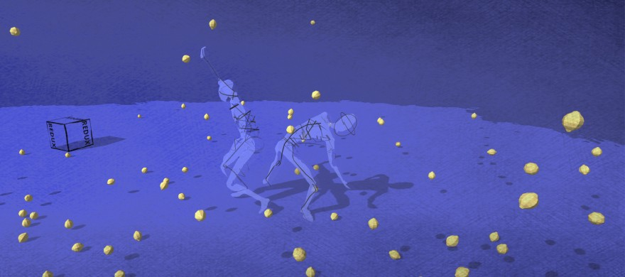 Screenshot from Redux Interactive